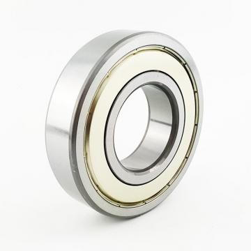 55 mm x 120 mm x 43 mm  ISB NU 2311 Cylindrical roller bearing