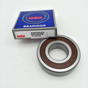 240 mm x 500 mm x 95 mm  NACHI NF 348 Cylindrical roller bearing